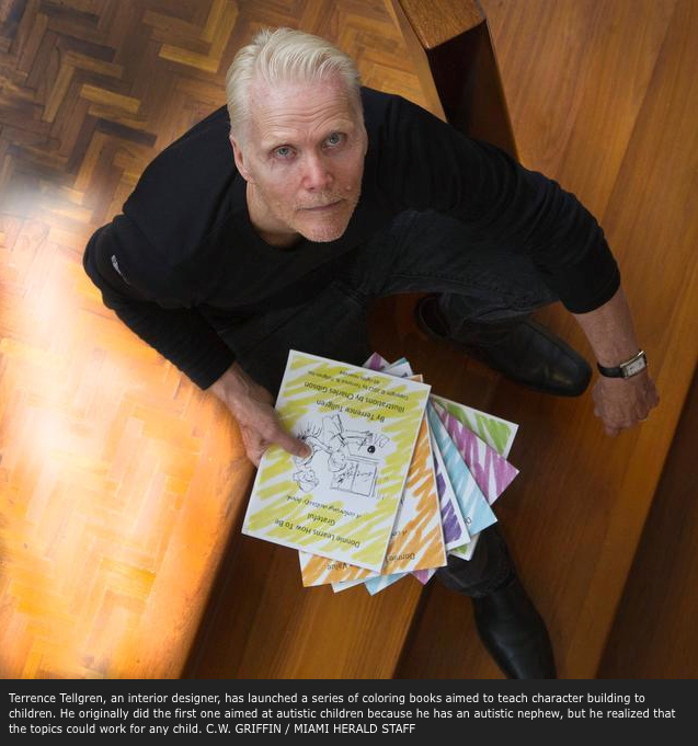 The Miami Herald recently featured a news article about Terrence Tullgren, author of the Donnie Learns series. You can read the news article at http://donnielearns.com/wp-content/uploads/2015/02/miami-herald-article-jason-format.pdf
